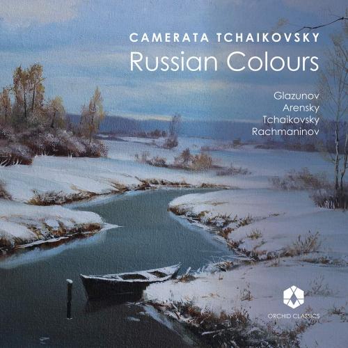 Camerata Tchaikovsky -Russian Colours