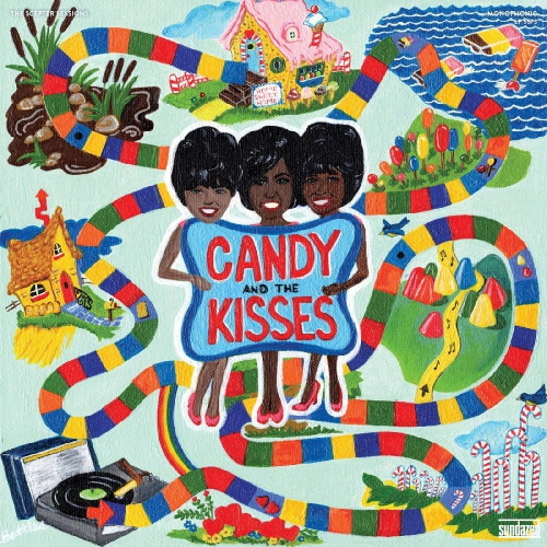 Candy  &  Kisses -The Scepter Sessions