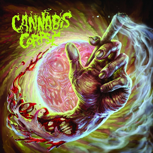 Cannabis Corpse - Left Hand Pass Ltd. Ed.
