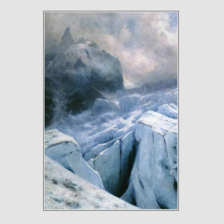 Cantique Lepreux - Paysages Polaires