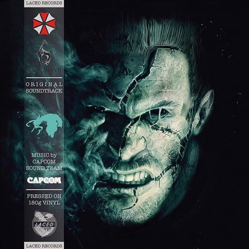 Capcom Sound Team -Resident Evil 6