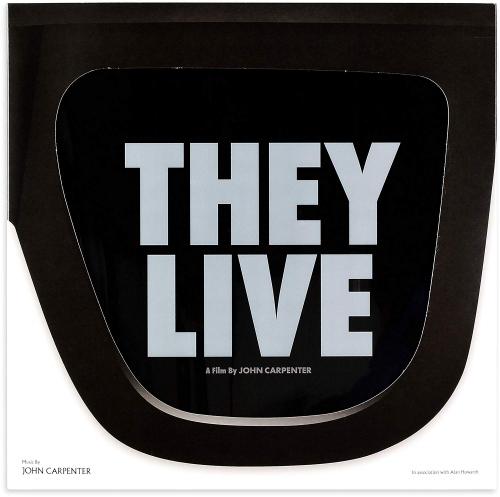 John Carpenter & Alan Howarth - They Live Original Soundtrack