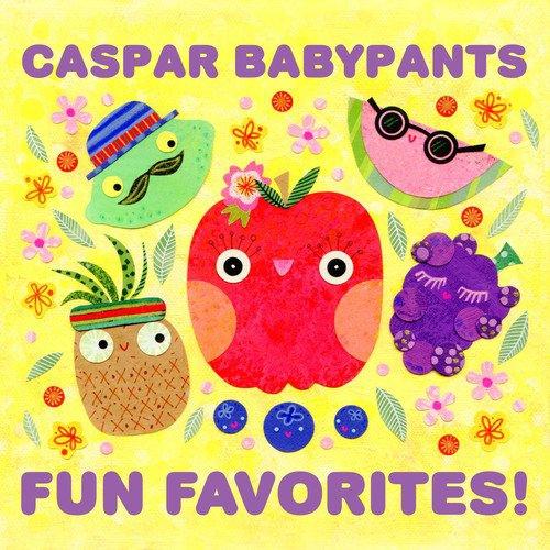 Caspar Babypants - Fun Favorites!