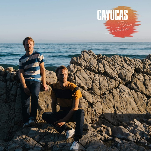 Cayucas -Blue Summer