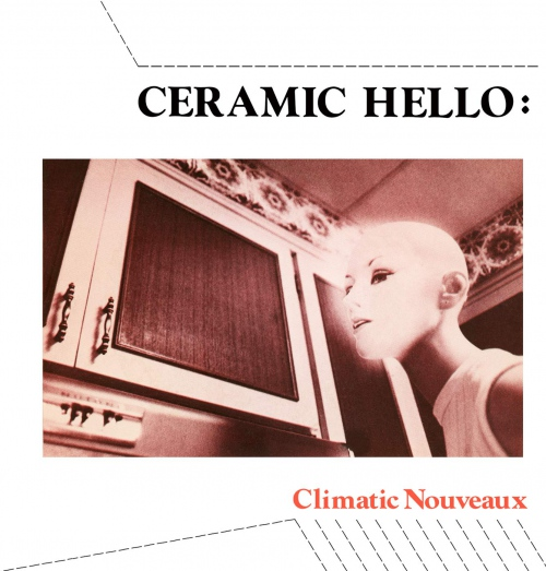 Ceramic Hello - Clamatic Nouveau