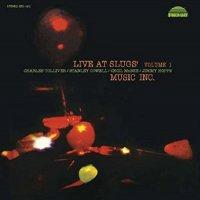 Charles Tolliver /  Music Inc - Live At Slugs' Vol. 1