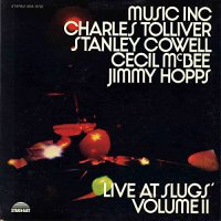 Charles Tolliver /  Music Inc - Live At Slugs' Vol. 2