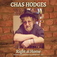 Chas Hodges -Right At Home: Selected Unreleased Home Recordings