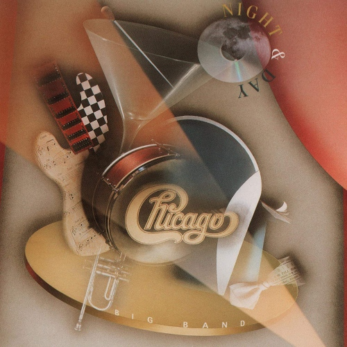 Chicago -Night And Day (Translucent coral vinyl)
