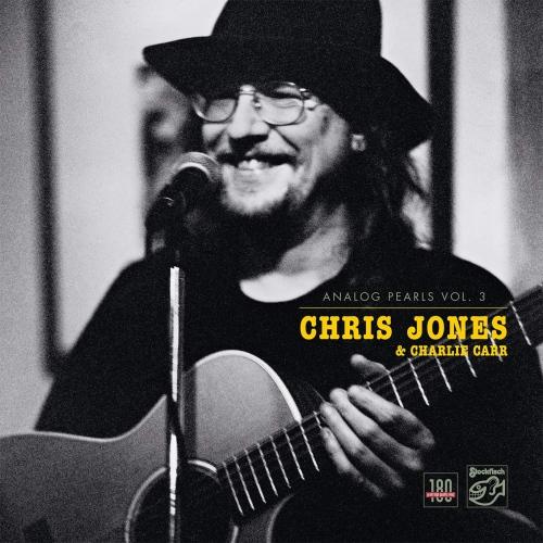 Chris Jones & Charlie Carr - Analog Pearls Volume 3