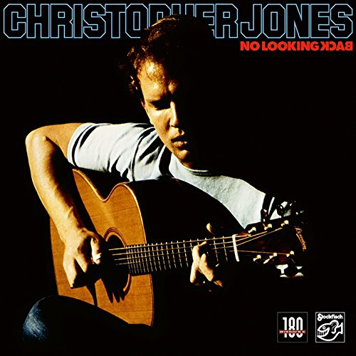 Chris Jones No Looking Back Upcoming Vinyl June 16 2017