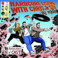 Chris  &  Stu -Hardcore Listing Feat Dj Yoda: Podcast On Vinyl 1