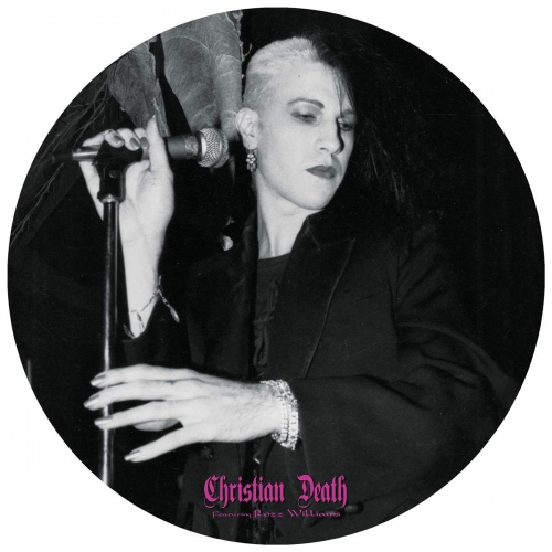 Christian Death -The Rage Of Angels