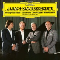 Christoph Eschenbach -Bach: Concertos For 2, 3 & 4 Pianos
