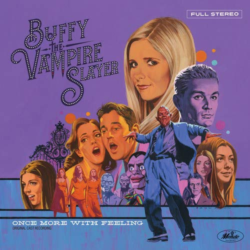 Christophe Beck -Buffy The Vampire Slayer: Once More With Feeling Original Cast Recording