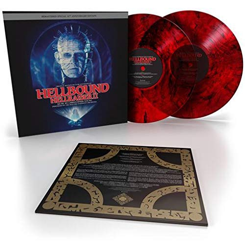 "Christopher Young - Hellbound: Hellraiser Ii ""30Th Anniversarry Remastered Tracks - Double """