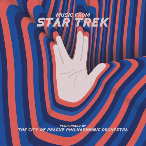 City Of Prague Philharmonic Orchestra - Music From Star Trek