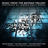 City Of Prague Philharmonic Orchestra - Music From The Batman Trilogy