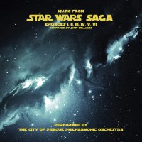 City Of Prague Philharmonic Orchestra - Star Wars Saga