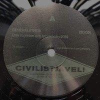 Civilistjavel! - Generalstrejk