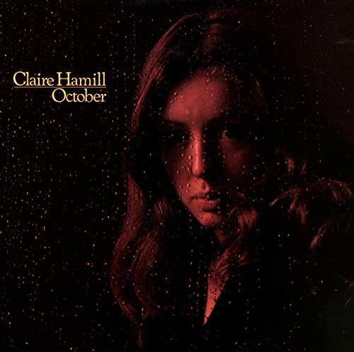 Claire Hamill - October