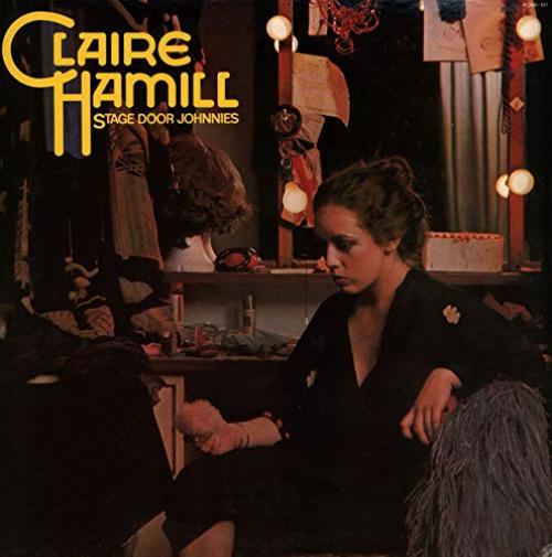 Claire Hamill -Stage Door Johnnies