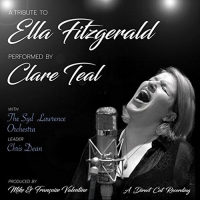 Clare Teal & The Syd Lawrence Orchestra -A Tribute To Ella Fitzgerald