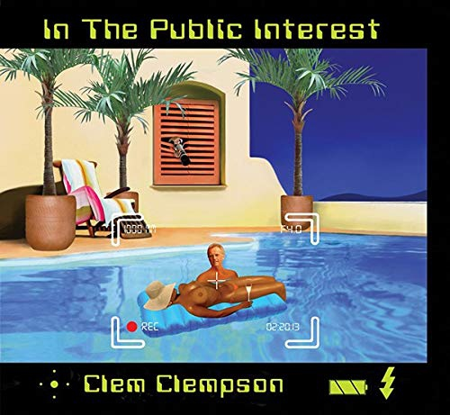 Clem Clempson -In The Public Interest