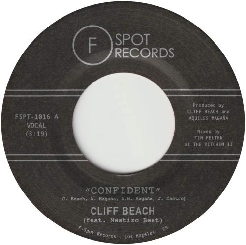 Cliff Beach  /  Mestizo Beat - Confident / Penny Candy