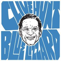 Clive Hunt -Blue Lizzard
