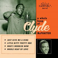 Clyde Mcphatter - A Whole Heap Of Ep