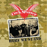 Cock Sparrer -Here We Stand
