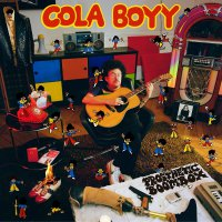 Cola Boyy - Prosthetic Boombox