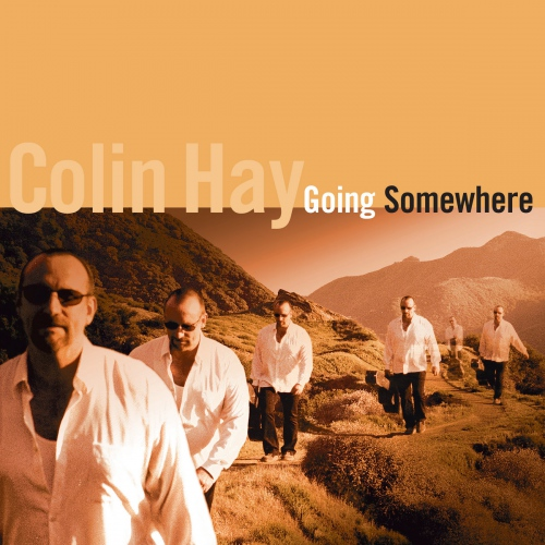 Colin Hay - Going Somewhere (White vinyl)