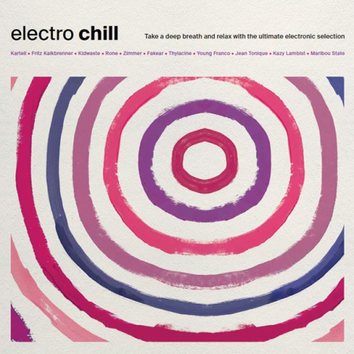 Collection Vinylchill - Electro Chill