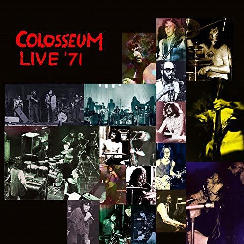 Colosseum -Live 71: Canterbury, Brighton & Manchester