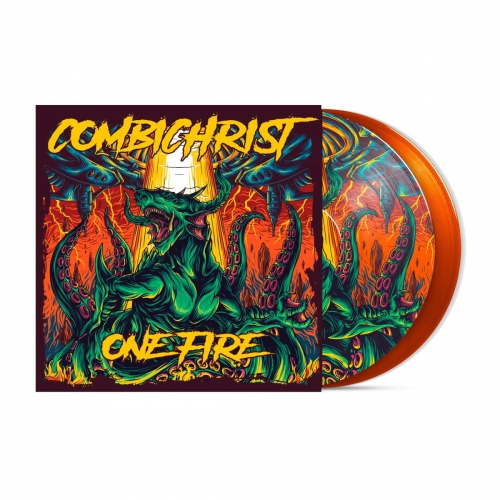 Combichrist - One Fire Orange