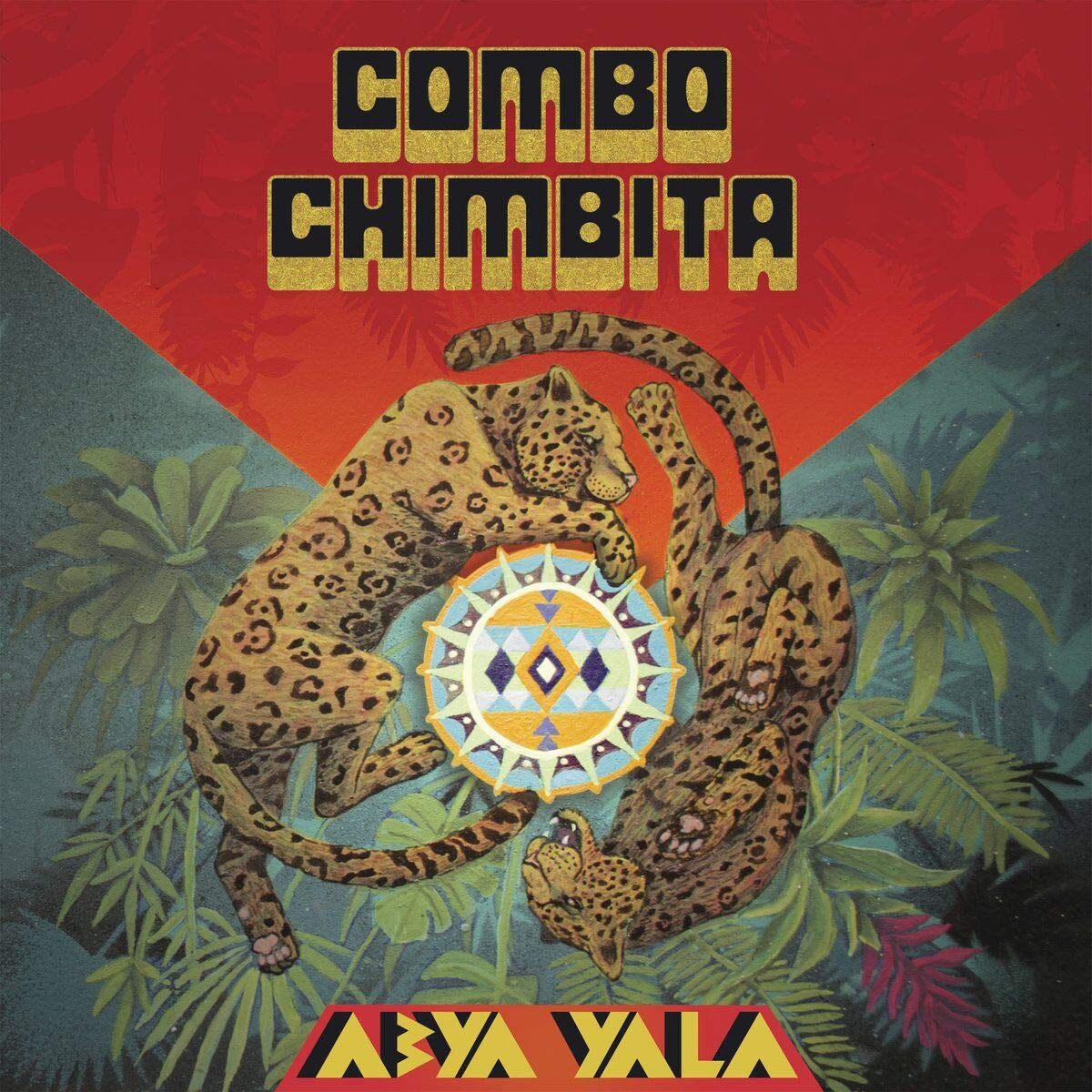Combo Chimbita - Abya Yala Splatter