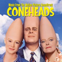 Coneheads Soundtrack - Coneheads Music From The Motion Picture Soundtrack