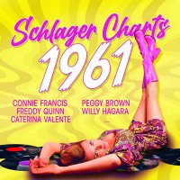 Connie Francis - Schlager Charts: 1961