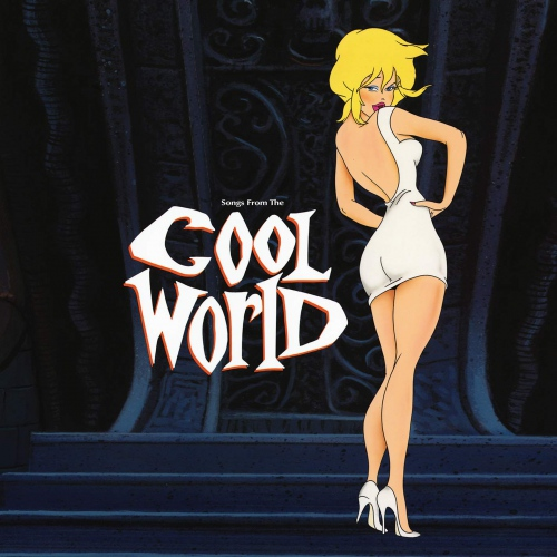 Cool World Soundtrack - Music From And Inspired By The Motion Picture Cool World Soundtrack Flesh Colored Vinyl. Etching On Side 4