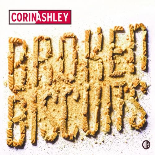 Corin Ashley Broken Biscuits Upcoming Vinyl July 7 2017