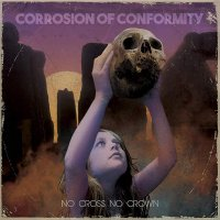 Corrosion Of Conformity -No Cross No Crown Brown/Purple Swirl