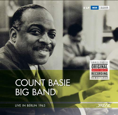 Count Basie Big Band - Live In Berlin 1963