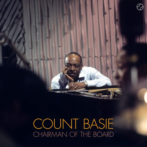 Count Basie -Chairman Of The Board Direct Metal Mastering