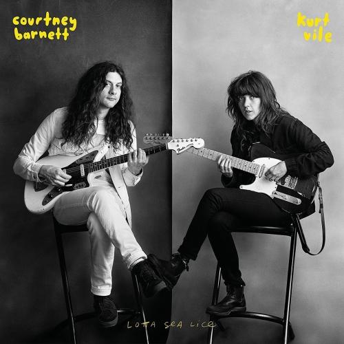 Courtney & Vile,kurt Barnett - Lotta Sea Lice