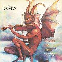 Coven - Blood On The Snow--Red & White Blood On The Snow Edition