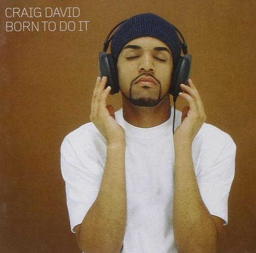 Craig David Born To Do It Upcoming Vinyl February 9