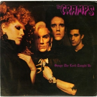 Cramps -Songs The Lord Taught Us