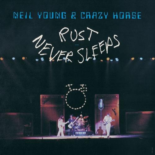 Crazy Horse - Rust Never Sleeps